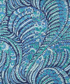 Liberty Art Fabrics Oscar A Tana Lawn Liberty.co.uk