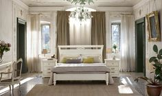"""Vittoria"" Classic Bed by ALF"