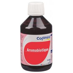 Aromabiotique Complément alimentaire à base de plantes et de propolis.  Soutient les défenses naturelles de l'organisme, grâce à l'extrait de bardane.