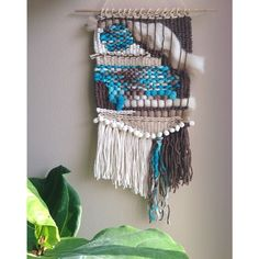 After  #mjdweavings #localweavers #weaving #tapestry