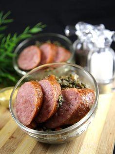 Découvrez notre recette de saucisses-lentilles avec la fameuse saucisse de Morteau ! Testée et approuvée par toute l'équipe :-)