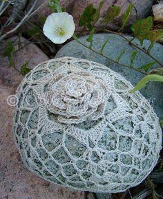 Ravelry: Dahlia Snowflake pattern by Deborah Atkinson Crochet Flower Patterns, Crochet Motif, Diy Crochet, Crochet Flowers, Crochet Crafts, Crochet Snowflakes, Snowflake Pattern, Crochet Stone, Crochet Thread Size 10