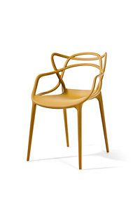 Modern art nouveau Lekker Home, Masters chair by Philippe Starck