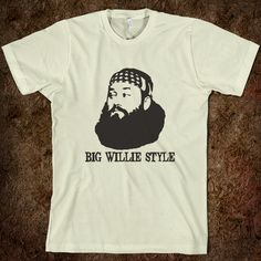 Big Willie Style  love this!