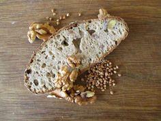 Lyžička v Miske: Orechový chlieb s pohánkou
