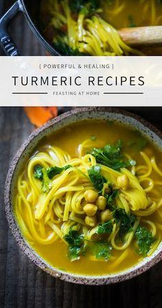 Turmeric Recipes, Detox Recipes, Healthy Recipes, Clean Eating Recipes, Healthy Eating, Healthy Food, Anti Inflammatory Recipes, Anti Inflammatory Smoothie, Health And Nutrition