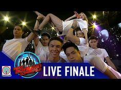 "Pinoy Boyband Superstar Grand Reveal: Sandara Park & Grand Finalists - ""Kiss"" - YouTube"