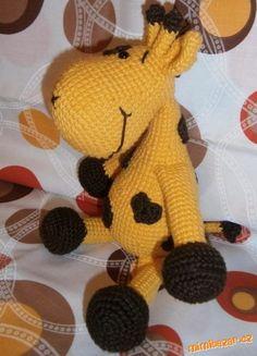 Ulítlá žirafka :))