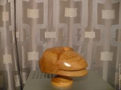 """Купить 022 Болванка-Кепка """"Ватсон"""" - болванка, колодка, кепка, ватсон, кепка с…"""