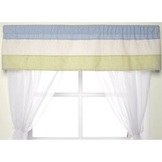Window Valence--available from sellers on Amazon