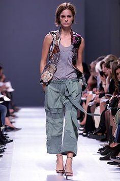 Balenciaga Spring 2002 Ready-to-Wear Fashion Show - Kristina Chrastekova, Nicolas Ghesquière