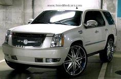 Custom Cadillac Escalade