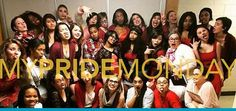 The 2016 cast of The Vagina Monologues is the best community Monologues, Mondays, Pride, It Cast, Community, Album, Gay Pride, Card Book
