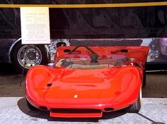 Ferrari 350P4-Can Am Spider 1967