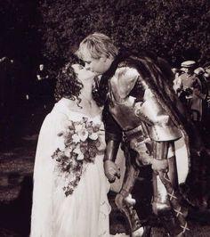 <3 knight in shining armor.