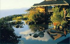 Celebrity Homes: David Bowie's Balinese inspired Villa   The Most Expensive Homes