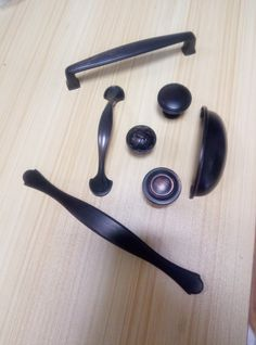 crazy fan of ORB handle & knob