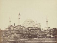 Hagia Sophia, Historical Pictures, Mosque, Old Photos, Istanbul, Taj Mahal, The Neighbourhood, City, World