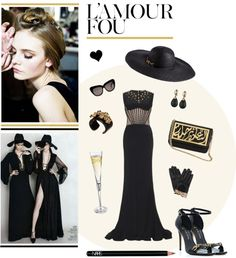 """""""L'amour fou"""" by elske88 ❤ liked on Polyvore"""
