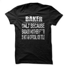 Awesome Baker Shirt - #red shirt #disney tee. SIMILAR ITEMS => https://www.sunfrog.com/LifeStyle/Awesome-Baker-Shirt-k61z.html?68278