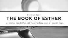 The Myth of Esther