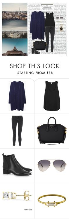 """38.29.21."" by dariapetrushina ❤ liked on Polyvore featuring Zucca, Iris & Ink, Acne Studios, Givenchy, Victoria Beckham, Annello, Paul Frank and Tiffany & Co."
