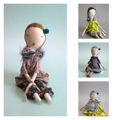 Fall Jess Brown Dolls!