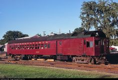 RailPictures.Net Photo: PRR 4666 Pennsylvania Railroad Brill Gas-Electric at Flemington, New Jersey by Doug Lilly