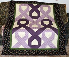 Cancer Awareness Ribbons | Quilt Patterns & Blocks | Angie's Bits ... : bits n pieces quilt patterns - Adamdwight.com