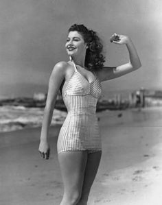 Ava Gardner.  Another Johnston County beauty.  LOL!  :)