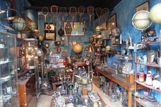 Five of the best: antique shopping spots in Europe