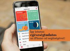 Így lehetsz egészségtudatos az iPhone-od segítségével
