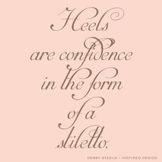 Confidence comes when you hold yourself high and walk in owning the place! Not in a mean way, but with conviction that you belong there!