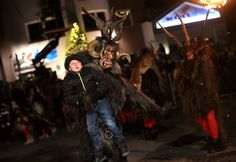 Krampus: Saint Nicholas' Dark Companion - In Focus - The Atlantic