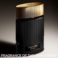 TOM FORD Noir Pour Femme named Women's Luxury Fragrance of the Year #TOMFORD #TFNoirPourFemme #TFFAwards The Fragrance Foundation Luxury Fragrance - amzn.to/2iFOls8 Beauty & Personal Care - Fragrance - Women's - Luxury Fragrance - http://amzn.to/2ln4KSL