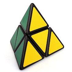 Amazon.com: Formula® MoZhi 2x2x2 Pyraminx Magic Cube puzzles Black 88mm: Toys & Games