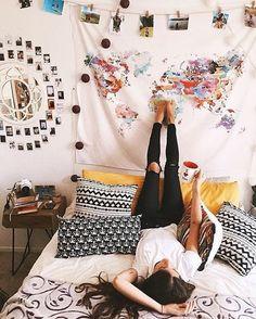 Insta-worthy room decos to satisfy your inner traveller - GirlsLife
