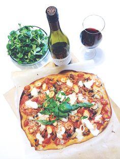 täyden kympin pizzapohja - lainahöyhenissä | Lily.fi