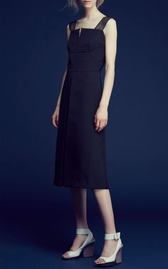 Martini Dress With Organza Straps by 3.1 PHILLIP LIM Now Available on Moda Operandi