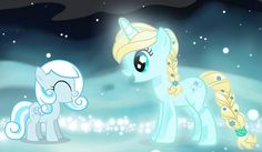 Snowdrop and Elsa by ppcnEarthAnimation on deviantART