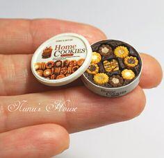 Nunu House Cookies