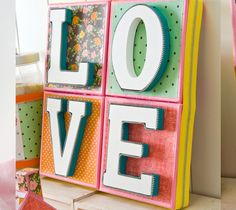 There are all kinds of cool projects you can make with Mod Podge – I mean, that is what this blog is all about, right? Even with the best of the best projects I've ever seen in the world, I always come back to Mod Podge projects using canvases. They always have been (and always...Read More »