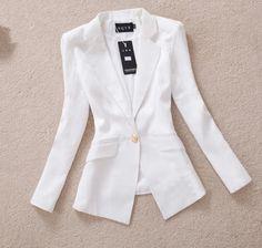 Big vente femmes. ol leisure suit coréens, minces. or, buckle3d costume. automne manteau femme survêtement homme blazer sport