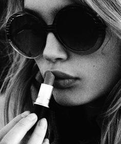 always love a #bold #red lip