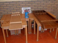 Feest: sjoelen met pepernoten. jufjanneke.nl - Sinterklaas