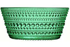Iittala Kastehelmi kulho 23 cl, smaragdi 11,95 e