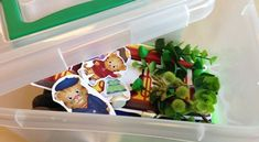 Make Your Own Portable Daniel Tiger Play Set