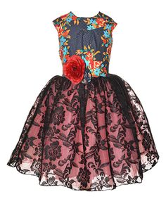 Look at this Magpie & Mabel Smoke Alice Dress - Infant, Toddler & Girls on #zulily today!