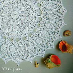 Check out this item in my Etsy shop https://www.etsy.com/listing/527186086/white-crochet-doily-round-49-cm-21