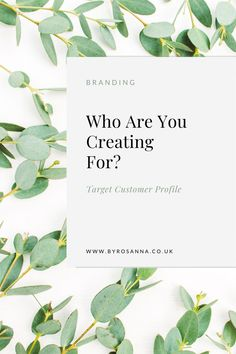 There's a reason why 'understanding your target customer' is the first step in pretty much any business or marketing related activity. They are the key person in your business - the hero in the story your business is telling | #targetcustomer #customerprofiling #marketingtips #targetcustomerprofiling #smallbusinesstips